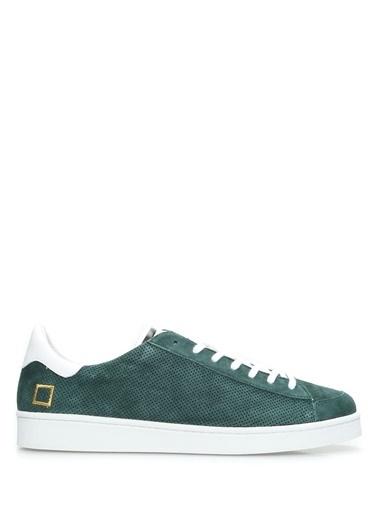 D.A.T.E. Lifestyle Ayakkabı Yeşil